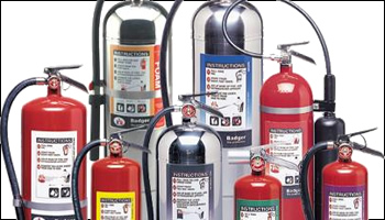 Fire Extinguisher Sales and Training