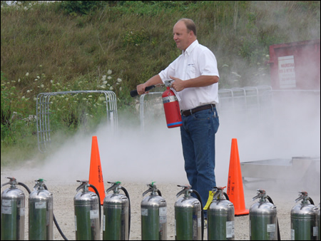 West Bend Fire Extinguisher Training near me